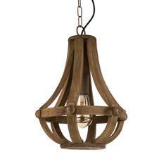 Eglo 49724 - Mennyezeti függesztékes lámpa KINROSS 1xE27/60W Chandelier, Lamp, Lighting, Ceiling Lights, Lamp Cord, Ceiling Rose, Pendant Lamp, Eglo, Wooden Pendant