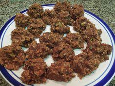 Adventures in Paleo-land: Zucchini-Carrot Cookies