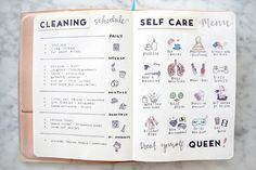 Cleaning Schedule & Self Care Routine Ideas: BUJO . Bath and Body Care Bullet Journal Cleaning Schedule & Self Care Routine Ideas: BUJO . Bath and Body Care How To Bullet Journal, April Bullet Journal, Bullet Journal Ideas Pages, Bullet Journal Layout, Bullet Journal Inspiration, Bullet Journal Spread, Journal Pages, Bullet Journals, Bujo