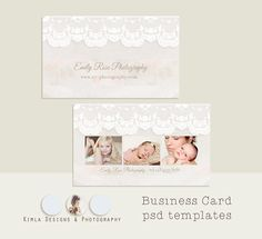 #photography #template #business card