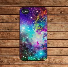 iphone 4 case,iphone 4s case--Nebula,in plastic or silicone