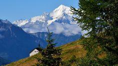 Mountains, Outlook, Landscape