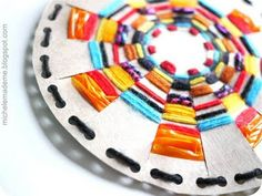 Woven wheel