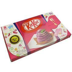 Kitkat Beni Imo Flavor