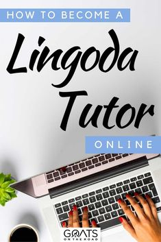 In this guide, we show you how to become a Lingoda tutor online! Learn how to earn an extra income teaching English , German, French or Spanish online to adults from around the world. Make money from the comfort of your home with no experience or degree required! | #sidehustle #makemoneyonline #workonline Teach English To Kids, Teaching English Online, Home Teaching, Teaching Jobs, Best Online Jobs, Online Work, Teaching Overseas, How To Make Money, How To Become