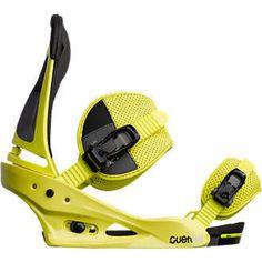Burton Custom Reflex Snowboard Binding - Restricted -- BobsSportsChalet.com Online Store $179
