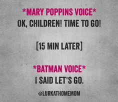 Batman or Mary Poppins - which are you?