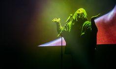 ANOHNI performing her new album Hopelessness at the 2016 Edinburgh International Festival   http://www.eif.co.uk/2016/hopelessness