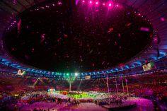 https://flic.kr/p/LpuiGn | Cerimônia de encerramento dos Jogos Olímpicos Rio 2016 | Rio de Janeiro - Cerimônia de encerramento dos Jogos Olímpicos Rio 2016, no Maracanã ( Fernando Frazão/Agência Brasil)