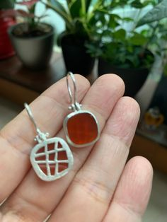 Red Onyx heavy bezel set in Sterling Silver with saw piercing details Gemstone Colors, Colored Diamonds, Piercing, Jewelry Design, Drop Earrings, Gemstones, Jewellery, Sterling Silver, Jewels