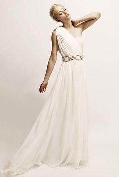 maybe not for a wedding but its grecian so i LOOOVVE it!