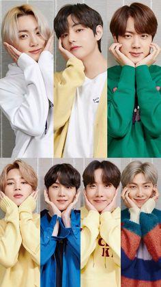 Jungkook Jimin, Bts Aegyo, Bts Bangtan Boy, Bts Taehyung, Bts Group Picture, Bts Group Photos, Foto Bts, Bts Beautiful, Bts Backgrounds
