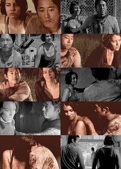 The Walking Dead Glenn The Walking Dead, Glenn Y Maggie, 17 Kpop, Glenn Rhee, Steven Yeun, Lauren Cohan, Dead Zombie, Dead Inside, Stuff And Thangs