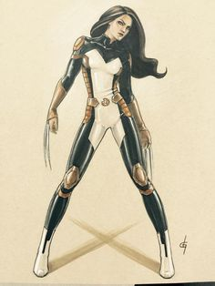 Is it just me or is X-23?about the worst character ever!? I'm a long time Wolverine fan. Really? Replacing him with a girl? Next it'll be Bond! Oh YES I've heard the rumblings. STOP IT!