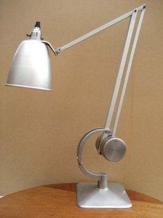 Image result for metal task lamp vintage
