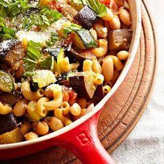 One-Pan Harvest Pasta.