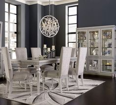 Contemporary living Room Decor - How do I soften my living room? Contemporary living Room Decor - What is the 60 30 10 decorating rule? Dining Room Buffet, Dining Room Furniture, Dining Rooms, Dining Sets, Accent Furniture, Dining Tables, Luxury Dining Room, Luxury Living, Living Room Decor
