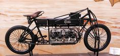 A reproduction of Curtiss' record-setting, 40-hp, 4,410cc V-8-powered machine.