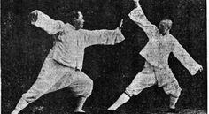 MACAM - MACAM SENI BELA DIRI: Sejarah Singkat Tai Chi