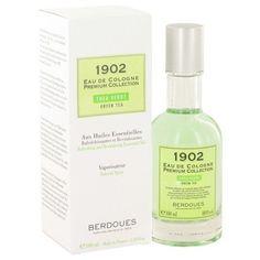 1902 Green Tea By Berdoues Eau De Cologne Spray (unisex) 3.3 Oz - Vantout Brothers