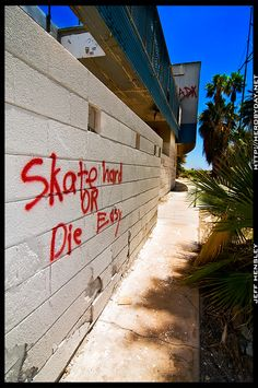 """""""Skate hard or die easy"""" Words i live by #quote"""