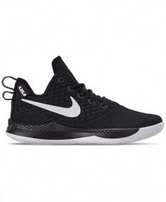 153233099fbf8 Nike Men s LeBron Witness III Basketball Sneakers from Finish Line Men - Finish  Line Athletic Shoes - Macy s