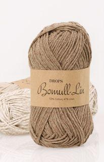 Kleurenoverzicht voor DROPS Bomull-Lin ~ DROPS Design