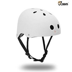 Amazon.com : JBM Adult Skateboard Helmet Impact resistance Ventilation for Multi-sports Cycling Skateboarding Scooter Roller Skate Inline Skating Rollerblading Longboard Two Wheel Electric Board Bike : Toys & Games