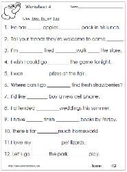 Worksheet for the Homophones no/know, roll/role, blew/blue, to/too ...