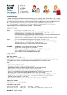 Resume yellow page rep