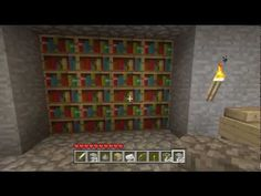 How to Build a Badass Secret Passage on Xbox Minecraft - YouTube
