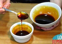 Most important picture of Tips on how to make excellent liquid caramel for puddings, pudding, pudding, desserts, and so forth. Food N, Good Food, Food And Drink, Salsa Dulce, Pudding Shots, Pudding Desserts, Fun Cupcakes, Sous Vide, Chocolate Fondue