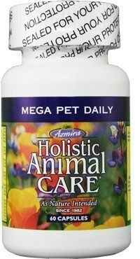 Price: (as of - Details) Azmira Holistic Animal Care's Mega Pet Daily contains Vitamin A I.), Vitamin C Vitamin D I. Vitamin B Supplements, Pet Supplements, Nutritional Supplements, Dog Vitamins, Daily Vitamins, Best Glucosamine For Dogs, Joint Supplements For Dogs, Large Dog Crate, Allergies
