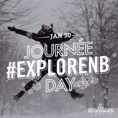 Share your New Brunswick photos on Instagram and Twitter January 30th with the hashtag #ExploreNB and you could be selected for a feature showcasing 'A day in the life' of New Brunswick. \\ Partagez vos photos du Nouveau-Brunswick sur Instagram et sur Twitter le samedi 30 janvier avec le mot-clic #ExploreNB et vous pourriez être sélectionnés pour représenter « Un jour au Nouveau-Brunswick ».  Photo: @joechambz  / Instagram