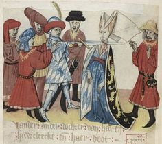 18.1.1256 Donauwörth, Castle Mangoldstein /Execution of Maria von Brabant maternal granddaughter of 1208 assassined king Philipp of Swaben/Jan van Boendale/Brabantsche yeesten/15th-century illuminated manuscripts- created in Belgium/Illuminated manuscripts by name/Brussels, Bibliothèque Royale manuscripts/Louis II.Bavaria had his first wife Maria of Brabant House of Reginar—a daughter of Henry II, Duke of Brabant and Marie of Hohenstaufen—beheaded in 1256, on suspicion of adultery. Any…