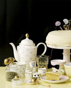 Teekanne Hearts von Miss Étoile online kaufen