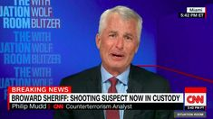 Philip Mudd, a CNN counterterrorism expert and former CIA analyst and FBI deputy director, broke down in tears on the air on Wednesday while discussing the deadly mass shooting at a Florida high school.
