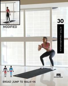 Fitness Workouts, Full Body Hiit Workout, Hiit Workout At Home, Gym Workout Videos, Fitness Workout For Women, Sport Fitness, Body Fitness, At Home Workouts, Fitness Tips