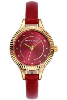 ef7e6d4555c2 Mark Maddox watch mod. Street Style Serial 145302 Gents Simplemente Rojo