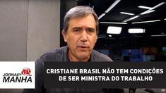 Cristiane Brasil não tem condições de ser ministra do Trabalho | Marco A...