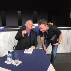 Dr. Richard Bandler und Frank Gronert