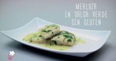¡Hola Glotones! Hoy os dejamos una receta de merluza en salsa verde sin gluten estupenda.  https://www.youtube.com/watch?v=BTiTcBISeVo