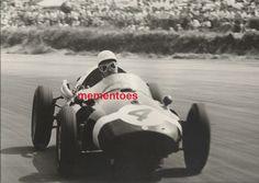 F1 British Grand Prix 1958 Maurice Trintignant Large Vintage Original Photo British Grand Prix, F1, Racing, The Originals, Sports, Vintage, Auto Racing, Excercise, Sport