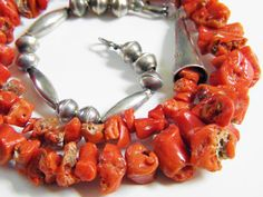 Coral Treasures by Cherie on Etsy