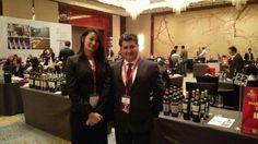 Los #vinos de Marqués de Terán, presentes en el Salón de los Vinos de #Rioja en China (#Chengdú)