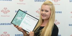 Stevi Coffield says that our xl programme boosted her confidence and gave her a sense of satisfaction.  Now she's our Arnold Clark Educational Achiever finalist from our Scotland #CelebrateSuccess event.   Boom!