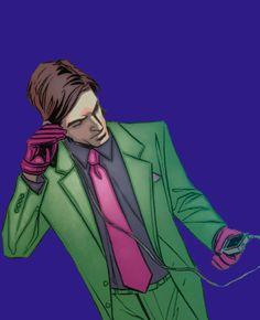 The Riddler Edward Nygma Batman Riddler, Fox Tv Shows, Jonathan Crane, Detective Comics, Riddles, Gotham, Marvel Comics, Bae, Joker