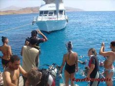 Snorkeling Boat Trips to Tiran Island By Cruise Tours in Sharm