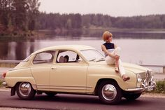 Saab 96. Still my dream car.