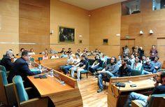 Durante la presentación de la edición 2013